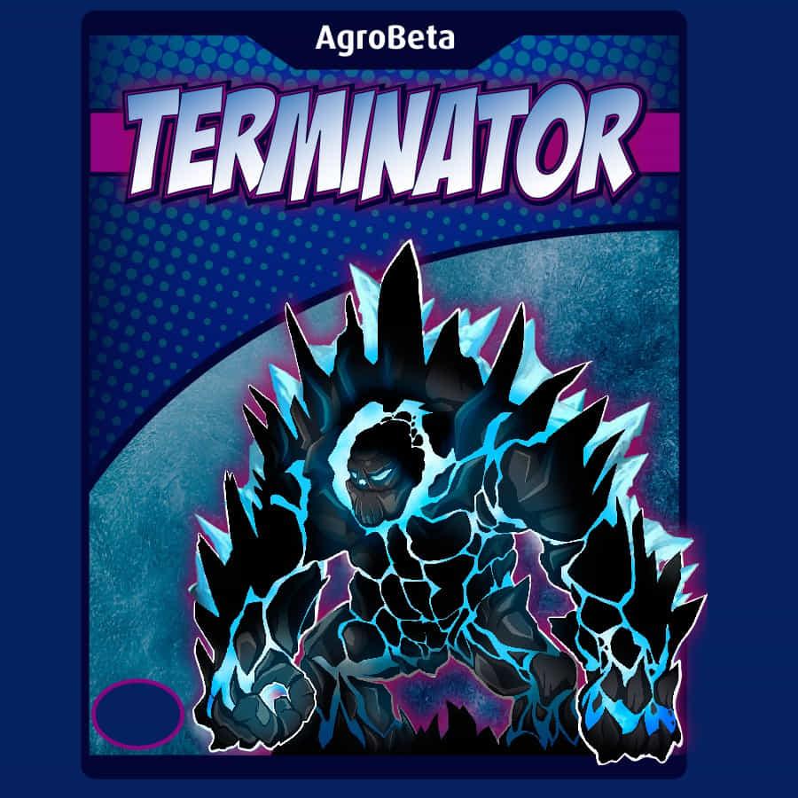 Fotografía de la caja del abono Agrobeta Terminator